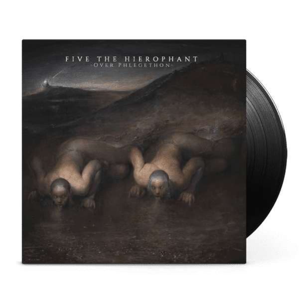 Five The Hierophant - Over Phlegethon LP