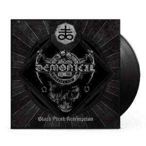 Demonical - Black Flesh Redemption LP