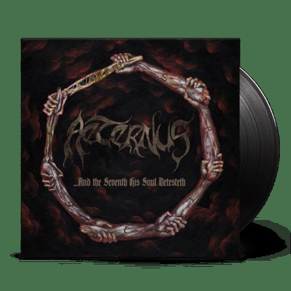 Aeternus - ...And The Seventh His Soul Detesteth LP