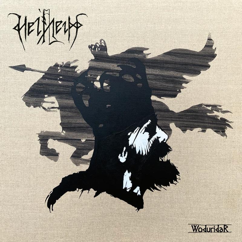 Helheim WoduridaR 800x800 singel Helheim return to their roots with upcoming album. Single and video revealed. Dark Essence Records