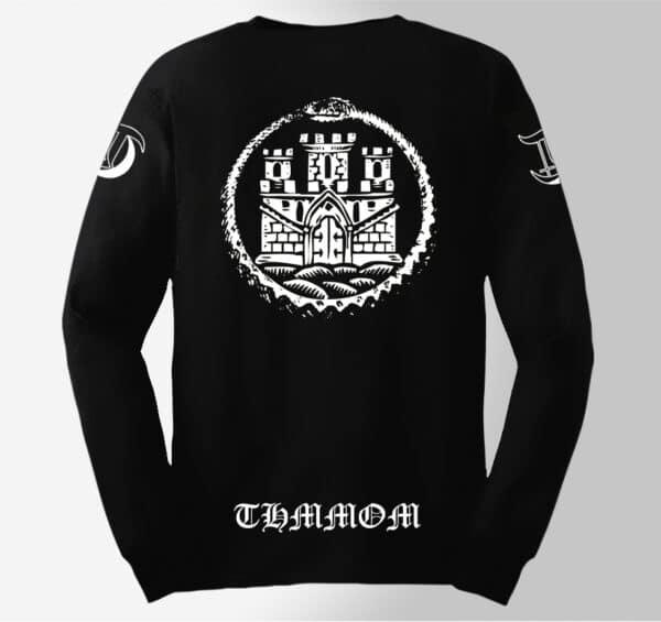 Taake - Noregs Vaapen Sweat Shirt Back